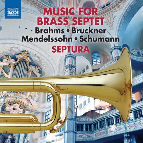 Septura: Music for Brass Septet vol.1 (24/96 FLAC)