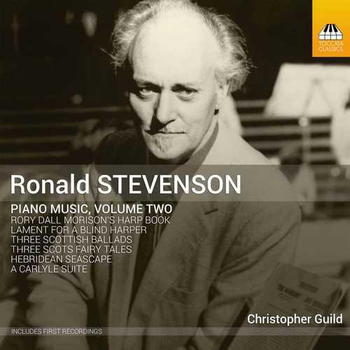 Stevenson - Piano Music vol.2 (24/96 FLAC)