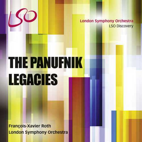 Roth: The Panufnik Legacies (24/48 FLAC)
