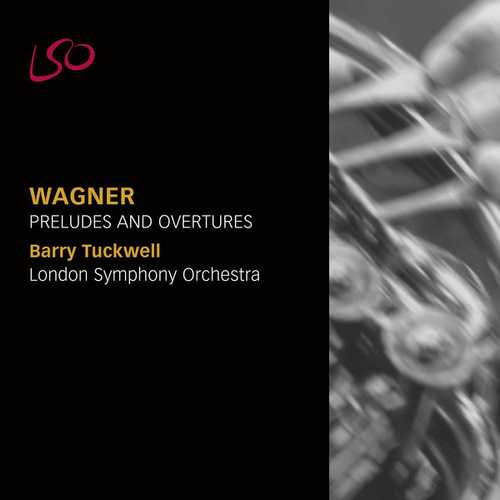 Tuckwell: Wagner - Preludes and Overtures (FLAC)