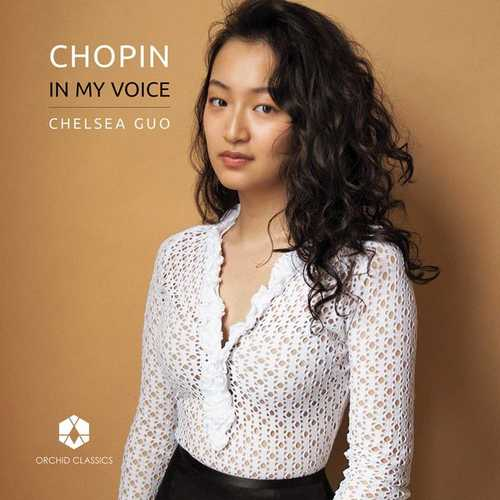 Chelsea Guo: Chopin - In My Voice (24/96 FLAC)