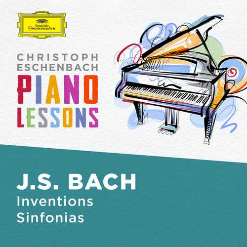 Christoph Eschenbach: Piano Lessons. Bach - Inventions and Sinfonias (FLAC)