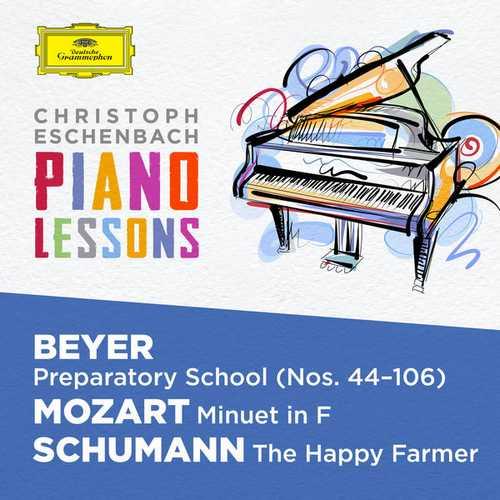 Christoph Eschenbach: Piano Lessons. Beyer, Mozart, Schumann (FLAC)