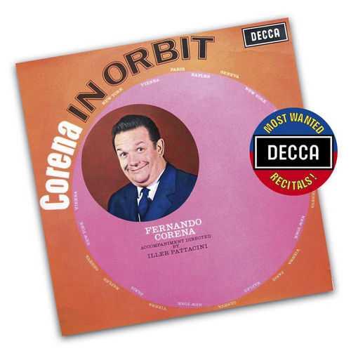 Corena: In Orbit (FLAC)