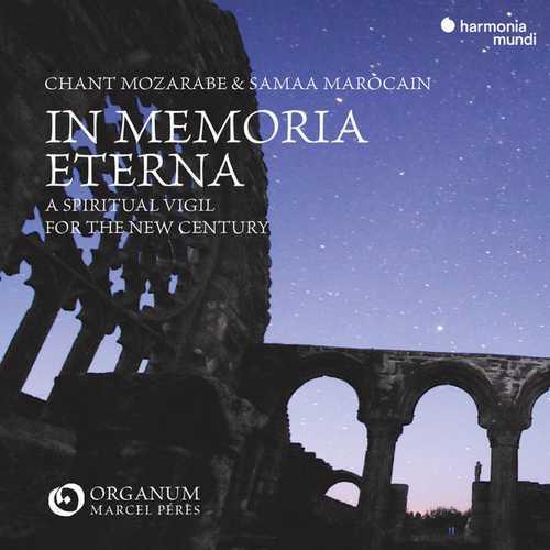 Ensemble Organum: In Memoria Eterna (24/192 FLAC)
