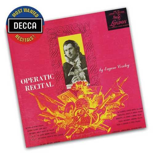 Eugene Conley - Operatic Recital (FLAC)
