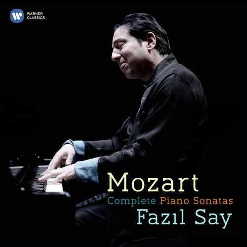 Fazil Say: Mozart - Complete Piano Sonatas (24/96 FLAC)