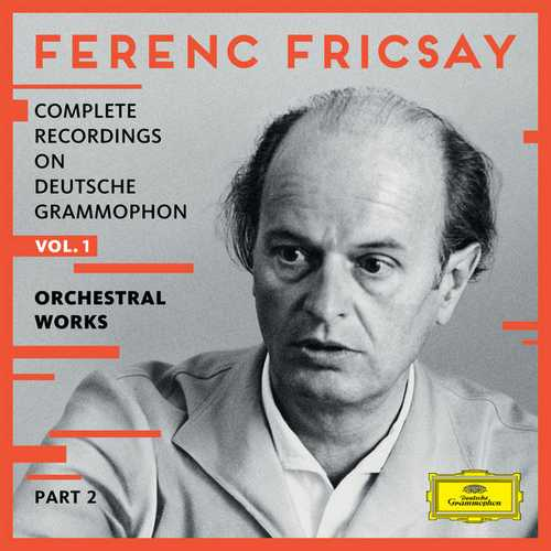 Ferenc Fricsay. Complete Recordings on Deutsche Grammophon vol.1 Part II (FLAC)