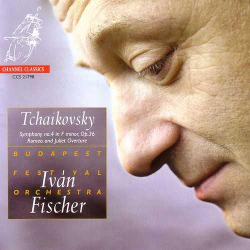 Fischer: Tchaikovsky - Symphony no.4, Romeo & Juliet Overture (24/96 FLAC)