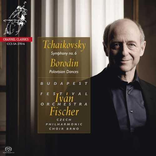 Fischer: Tchaikovsky - Symphony no.6, Borodin - Polovtsian Dances (24/192 FLAC)
