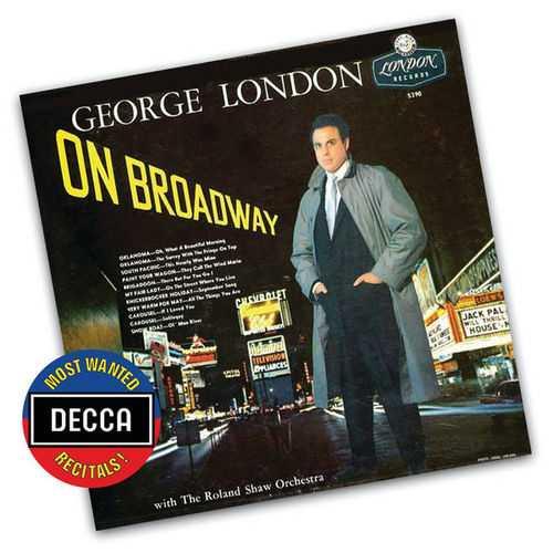 George London on Broadway (FLAC)