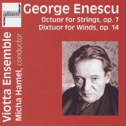 Hamel: Enescu - Octuor for Strings op.7, Dixtuor for Winds op.14 (FLAC)