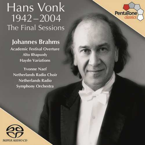 Hans Vonk 1942 - 2004. The Final Sessions (24/96 FLAC)