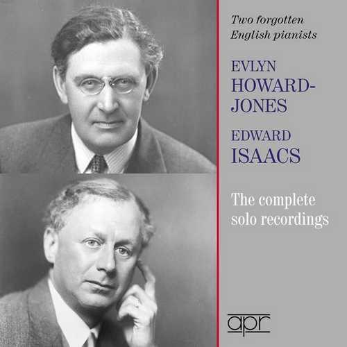 Howard-Jones, Isaacs - Two Forgotten English Pianists (FLAC)