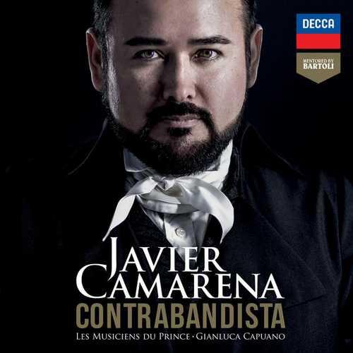Javier Camarena: Contrabandista (24/96 FLAC)