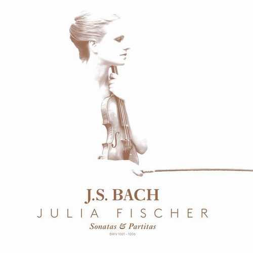 Julia Fischer: Bach - Sonates & Partitas BWV 1001-1006 (24/96 FLAC)
