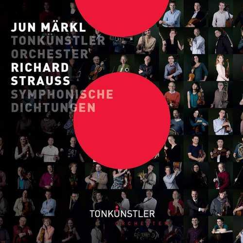 Jun Märkl: Strauss - Symphonische Dichtungen (24/48 FLAC)
