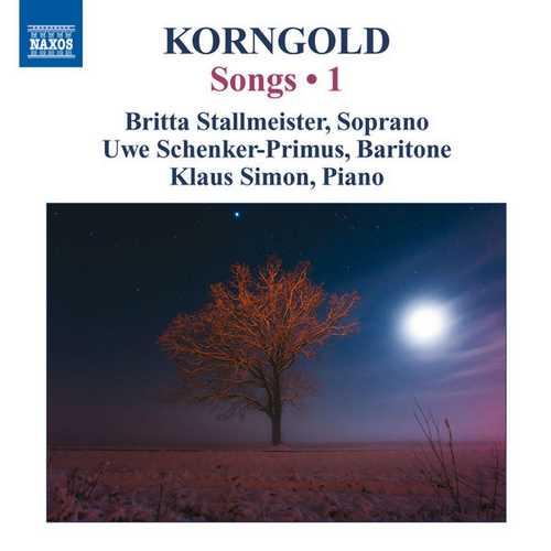 Korngold - Songs vol.1 (FLAC)