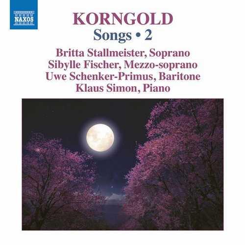 Korngold - Songs vol.2 (24/44 FLAC)