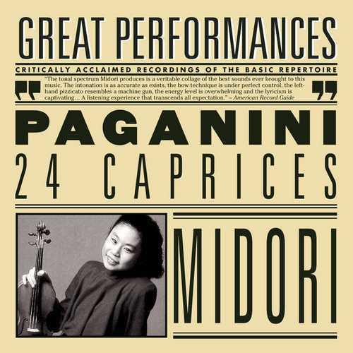 Midori: Paganini - 24 Caprices (FLAC)