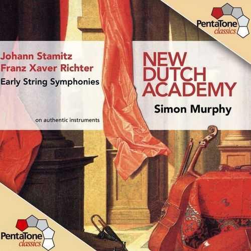 Murphy: Stamitz, Richter - Early String Symphonies vol.1 (24/96 FLAC)