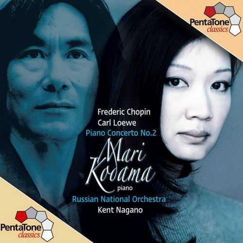 Kodama: Chopin - Piano Concerto no.2, Loewe - Piano Concerto no.2 (24/96 FLAC)