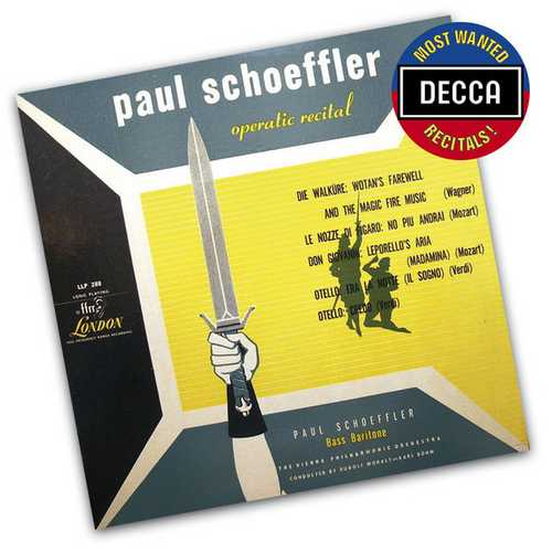 Paul Schoeffler Operatic Recital (FLAC)