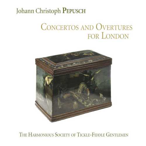 Pepusch: Concertos and Overtures for London (24/96 FLAC)