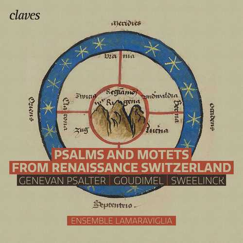 Psalms and Motets from Renaissance Switzerland (24/88 FLAC)