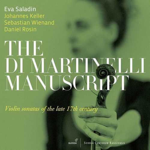 Saladin, Keller, Wienand, Rosin - The Di Martinelli Manuscript (24/96 FLAC)