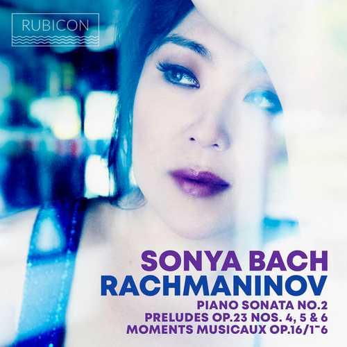 Sonya Bach - Rachmaninov (24/192 FLAC)