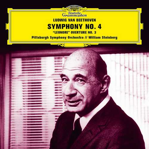 Steinberg: Beethoven - Symphony no.4 (FLAC)