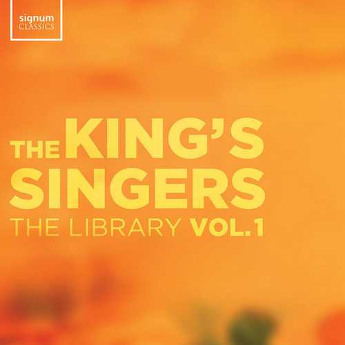 The King's Singers: The Library vol.1 (24/96 FLAC)