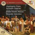 Vedernikov: Highlights From Russian Operas vol.1 (24/96 FLAC)