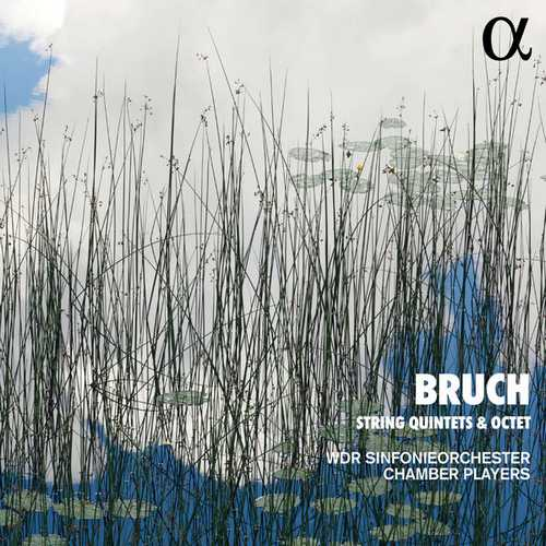 Max Bruch - String Quintets & Octet (24/48 FLAC)