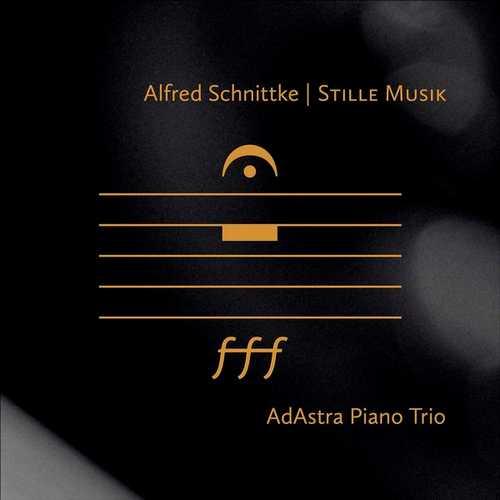 AdAstra Piano Trio: Alfred Schnittke - Stille Musik (24/44 FLAC)