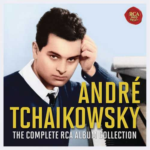 Andre Tchaikowsky - The Complete RCA Album Collection (FLAC)