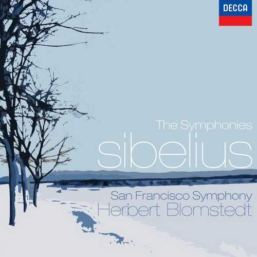 Blomstedt: Sibelius - The Symphonies (FLAC)