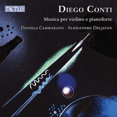 Cammarano: Conti, Deljavan - Musica per Violino e Pianoforte (FLAC)