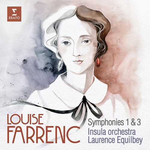 Equilbey: Farrenc - Symphonies no.1 & 3 (24/96 FLAC)