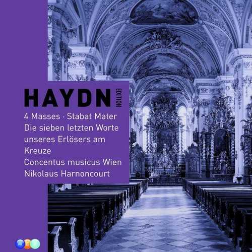 Haydn Edition Volume 5 - Masses, Stabat Mater, Seven Last Words (FLAC)