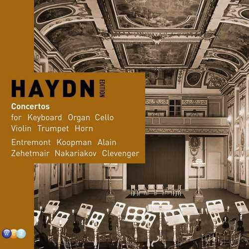 Haydn Edition Volume 8 - Concertos (FLAC)