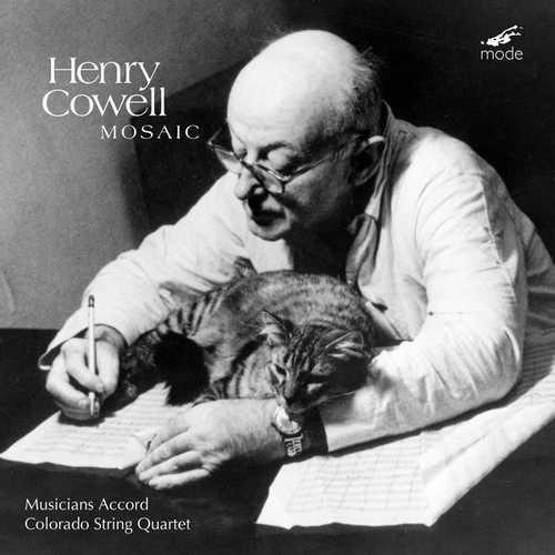 Henry Cowell - Mosaic (FLAC)
