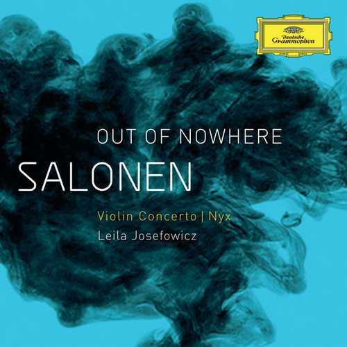 Josefowicz: Salonen - Out of Nowhere (FLAC)