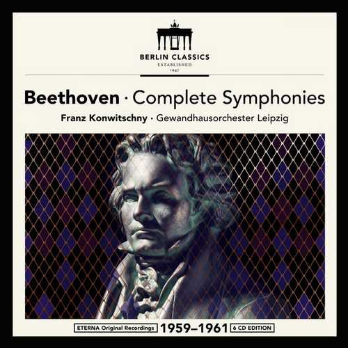 Konwitschny: Beethoven - Complete Symphonies (24/44 FLAC)