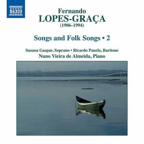 Lopes-Graça - Songs and Folk Songs vol.2 (24/96 FLAC)