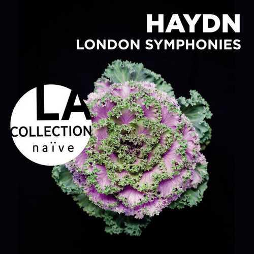 Minkowski: Haydn - London Symphonies (24/44 FLAC)