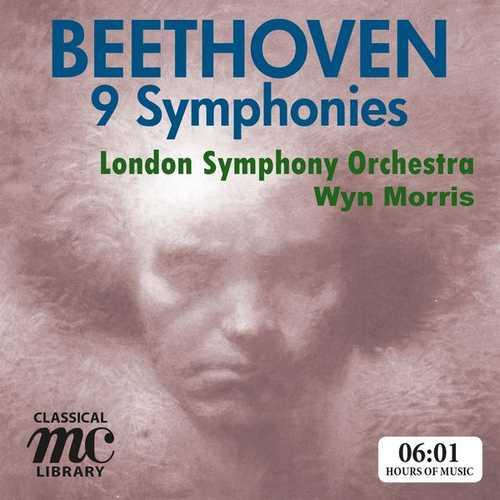 Morris: Beethoven - 9 Symphonies (FLAC)