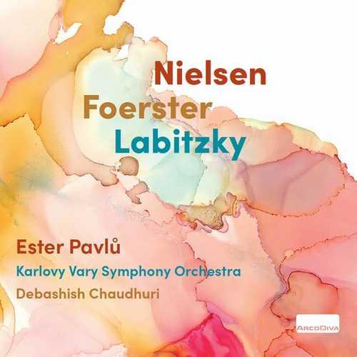 Pavlů: Nielsen, Foerster, Labitzky (FLAC)