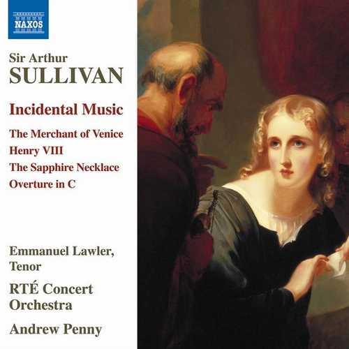 Penny: Sullivan - Incidental Music (FLAC)